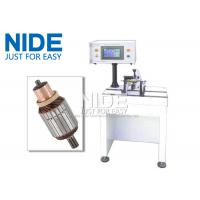 Cheap Automatic motor rotor testing equipment Armature Dynamic Balancing Machine for sale