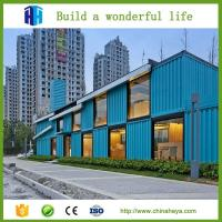 China safe and durable Shipping Container House Building for office camp school on sale
