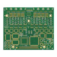 Cheap Customized PCB Assembly Services Immersion Gold Surface Finishing Copper 1OZ for sale