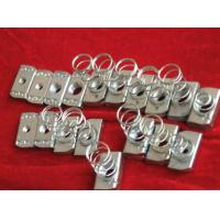 Cheap 316 / 201 Stainless Steel Spring Nut Hardware M6 for sale