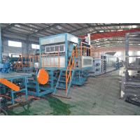 Cheap Automatic Recycled Pulp Paper Pulp Molding Machine 6000 Pcs/Hr Capacity for sale