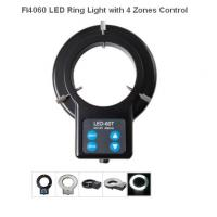 Cheap FI4060 LED Ring Light with 4 Zones Control for sale