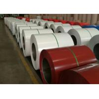 Cheap DX51D+AZ Prime Hot Rolled Steel Coil , Color Coated Steel Sheet DX51D SGCC for sale