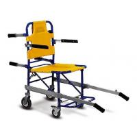 Cheap Portable Aluminum Alloy Stair Climbing Stretcher Patient Transport 4 Wheels for sale