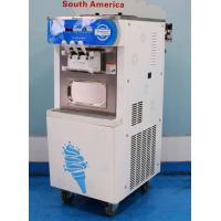 Cheap OP138C ice cream Machine.Pre-cooling.40% overrun.LED light.The best quality in China for sale