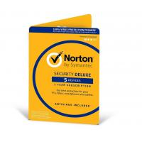 Buy cheap Symantec Norton Security Deluxe 2017 3.0 , 5 Device Symantec Endpoint Security from wholesalers