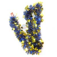 Cheap Multicolor Plastic Christmas Garlands With Heart for sale