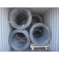 Cheap GB / T 701 / Q235A / Q235B / Q235C Mild Steel Products Wire Rod With 5.5mm - 16mm Dia for sale