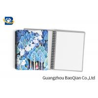 Cheap Pretty Girl Design 3D Lenticular Notebook PET / PP / PVC Cover Material for sale