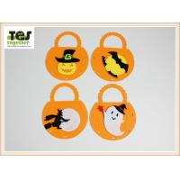 Cheap Halloween Bag / Decoration Props / Non-woven Children's Candy Bag / Pumpkin Bag Gift Bag / Arrangement Dress Up for sale