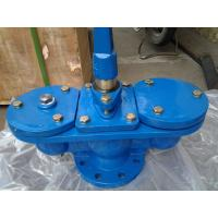 "Cheap Water Air Bleed Valve With Double Ball 3"" And Flat Face Flange AS Per ASME B16.5 wholesale"