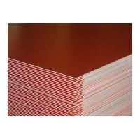 Cheap PCB Collector Copper Foil Sheet Max 400mm Width ROSH / SGS Approval for sale