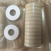 Buy cheap Plate Shaped Piezo Ceramic Element Customers Requirements Size And Materials from wholesalers
