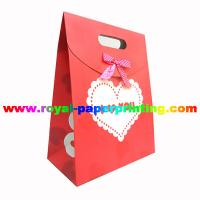 Cheap high quality customize colorful paper bag/wedding bag/gift bag for sale