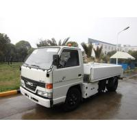 Cheap Eco Friendly Liquid Waste Truck , Sewage Cleaning Truck ISO Approved for sale