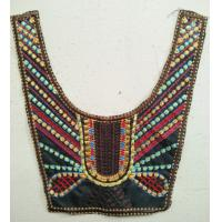 Buy cheap Colorful Fashion symmetry design with different size Cotton from wholesalers