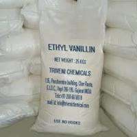 China Ethyl Vanillin Flavoring Powder For Food Grade Using For Assigning Fragrance And Cosmetics on sale