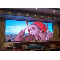 Cheap Indoor HD LED Screen Small Pixel Pitch P1.56 Front Service LED Video Wall for sale