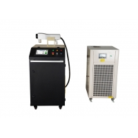Cheap Industrial Metal 500w Laser Cleaning Machine For Rust Removal for sale