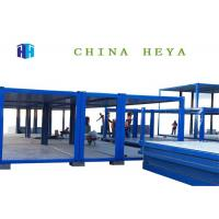 Cheap Prefabricated 40 Ft Flat Pack Container House On Construction Sites Waterproof for sale