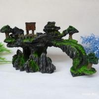 Cheap 2012 new resin aquarium fish tank decoration fish for sale
