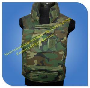 Quality NIJ level IIIA tactical gear bullet proof vest wholesale