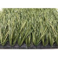Cheap Eco - Friendly Synthetic Turf International , Natural Looking Football Synthetic Grass for sale