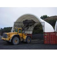 Cheap Low cost, Easy assembly, 20ft and 40ft shipping container cover for sale