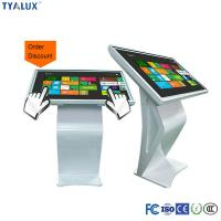 Cheap 1080P 47 Inch Floor Stand IR Touch Screen LED Backlight Panel Digital Signage for sale
