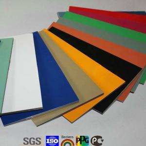 Quality Different Kinds ACP/aluminum composite panel for shop decoration wholesale