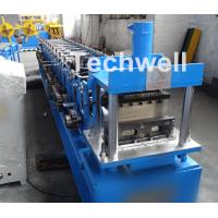 Quality Light Steel Stud Roll Forming Machine , 5.5 Kw Industrial Metal Roll Forming wholesale