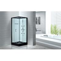 Cheap Free Standing Glass Shower Cubicles 900 X 900 SGS ISO9001 Certification for sale