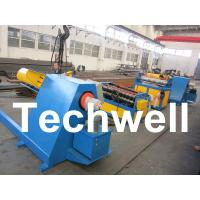 30KW High Speed Simple Metal Sheet Slitting Machine Line To Cut Coil Into 10 Strips