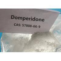 China 99.4 Purity Pharmaceutical Raw Materials Raw Powder Domperidone CAS 57808-66-9 for Antiemetic on sale
