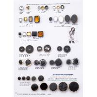 Cheap OEM ABS pearl buttons / acrylic rhinestone buttons for garment accessories for sale