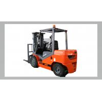 Cheap Red Isuzu High Lift Low Profile Forklift 2 Stage Or 3 Stage Mast CPCD25 for sale