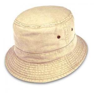 Cheap Bucket Hat, Durable, Grosgrain Ribbon Sweatband for sale