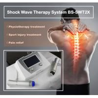 China Excellent Back Pain Relief ESWT Shockwave Therapy Machine , Shockwave Physiotherapy Machine on sale