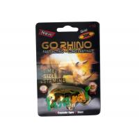 Cheap GoRHINO Herbal Male Enhancement Capsules For Preventing Erectile Dysfunction for sale