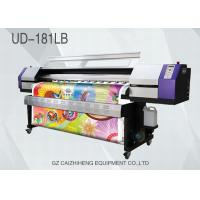 Cheap Polyester Galaxy Eco Solvent Printers , Epson DX5 Solvent Sublimation Printing Machine for sale