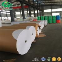 Cheap Laminating Film Thermal Paper Jumbo Rolls , Jumbo Thermal Paper Virgin Pulp Style for sale
