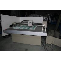 China CNC Repeating Precision Sample Cutting Machine For Corrugated Board Box on sale