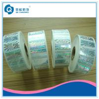 Buy cheap Roll Hologram Labels , Custom Hologram Stickers , Anti-fake 3d Hologram Roll from wholesalers