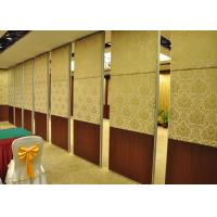 Cheap Light Weight Partition Wall Panel , Wooden Exhibition Partition Walls for sale