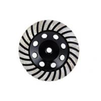 Cheap Diamond Turbo Row Cup Wheel for grinding stone and concrete for sale