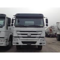 China Sinotruk Howo 336HP 6X4 Concrete Mixer Truck With 8cbm Cubage And WD Engine on sale