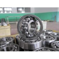 China 1303 1303k ball bearing Series 1300 Self Aligning Ball Bearings 17*47*14mm used in Mining machinery, Power machinery on sale