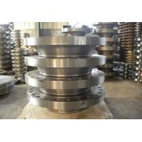 Cheap Forged WN Steel Pipe Flange , butt weld carbon steel Pipe fittings for sale