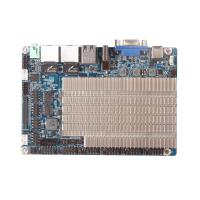 China Industrial PC Motherboard Mini ITX , Industrial Computer Motherboard Dual Core on sale