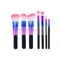Cheap Distinctive Color Ferrule Eyeshadow Brush Kit Exclusive Utensil For Starters for sale